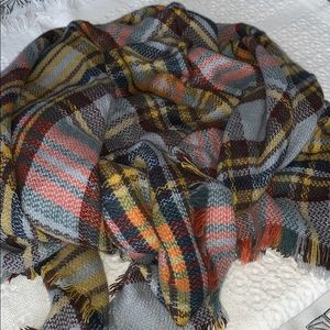Accessories - Blanket scarf/wrap
